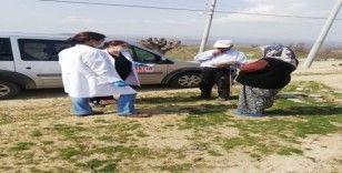 Eşme'de 'Vefa Destek Grubu' hizmet vermeye başladı