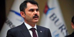 Çevre ve Şehircilik Bakanı Kurum: Hazine taşınmazlarının ihaleleri iptal edildi