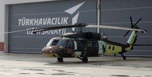 Savunma Sanayii Başkanlığı: 'T-70 helikopterinin yer testleri başarıyla devam ediyor'