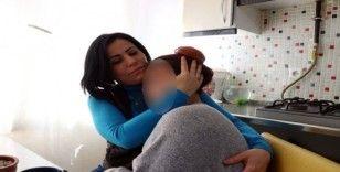 Manisa'da kaçırıldıktan 13 gün sonra bulunan genç kız ailesine kavuştu