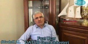 Dünya Ahıska Türkleri temsilcileri videolu 'Evde Kal' çağrısında bulundu