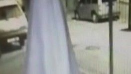 Minibüs hırsızları kamerada