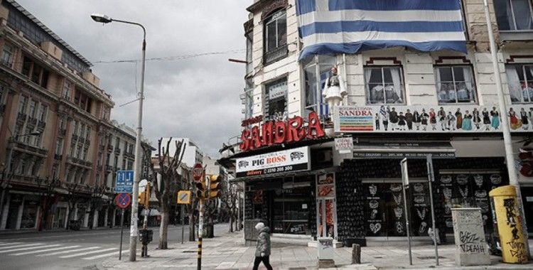 Yunanistan'da korona salgınında ölü sayısı 23'e yükseldi