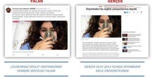Valilik, Lüleburgaz'da hemşireye şiddet paylaşımlarını yalanladı