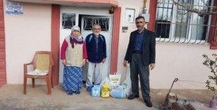 Din görevlileri vatandaşların ihtiyaçlarını karşılıyor