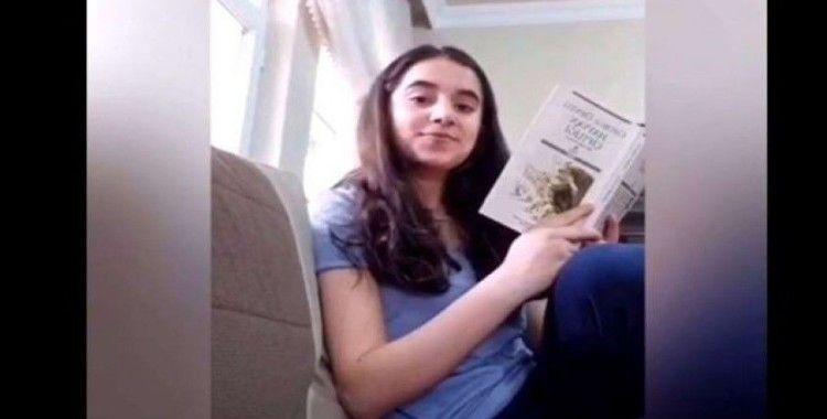 """Öğrencilerden """"Evde Kal, Kitap Oku"""" mesajı"""