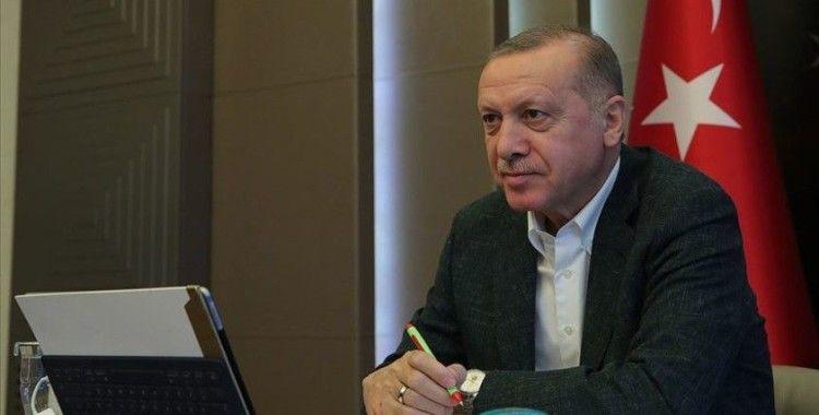 Cumhurbaşkanı Erdoğan video konferansla G20 Liderler Olağanüstü Zirvesi'ne katılacak