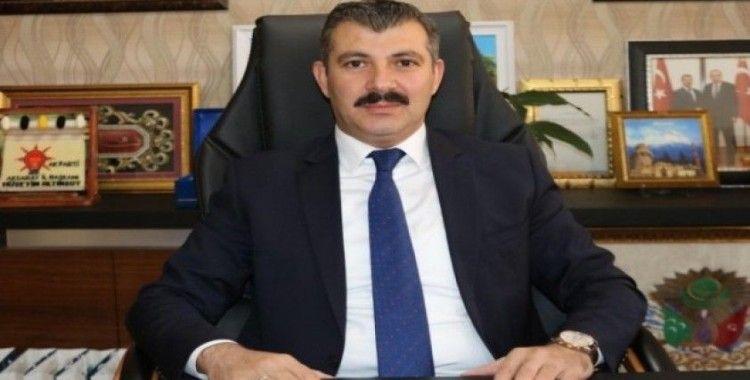 """Başkan Altınsoy: """"Şehir hastanelerin önemi ortaya çıktı"""""""