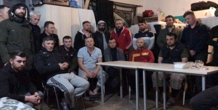 26 Türk işçisi, koronavirüsü nedeniyle Makedonya'da mahsur kaldı