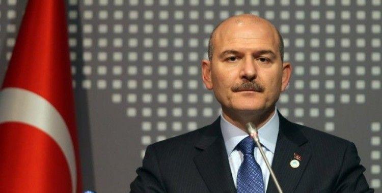 Soylu: '2551 provokatif hesabın yüzde 70'i FETÖ/PDY, PKK, DHKP-C bağlantılı'