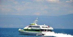 Deniz ulaşımına koronavirüs engeli