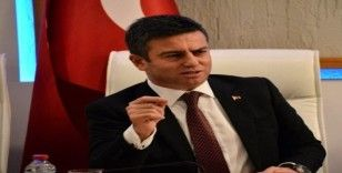 """AK Partili Aydın: """"Her bir birey tüm toplumun sorumluluğunu taşıyor"""""""
