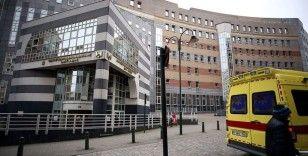 Belçika'da Kovid-19 vaka sayısı 7 bin 284'e çıktı
