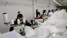 Çin'den gelen taleple başladı, şimdi iç piyasa için antibakteriyel tulum üretiyor