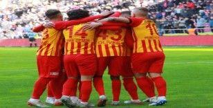 Kayserispor 4 maçta suskun kaldı
