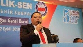 Sağlık-Sen Başkanı Köksal'dan Korona virüs tedbirleri ile ilgili açıklama