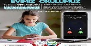 Samsun'da Öğretmenim Sıra Bende Projesi