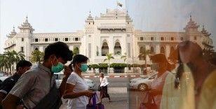 Myanmar'da hükümet, Kovid-19'a karşı zamanında tedbir almamakla eleştiriliyor