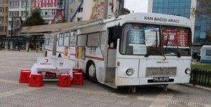 Kızılay'dan 'kan bağışı' çağrısı