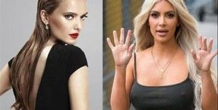 Kim Kardashian'dan tepki çeken paylaşım! Lahmacuna 'Ermeni pizzası' dedi