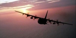 BAE'den Hafter'e 3 kargo uçağı askeri mühimmat desteği
