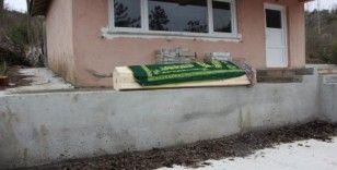 Kastamonu'da cenaze namazı jandarma kontrolünde kılındı