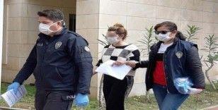 Ali Ağaoğlu'nun eski sevgilisi Hazal, erkek arkadaşını bıçakladığı iddiasıyla gözaltına alındı