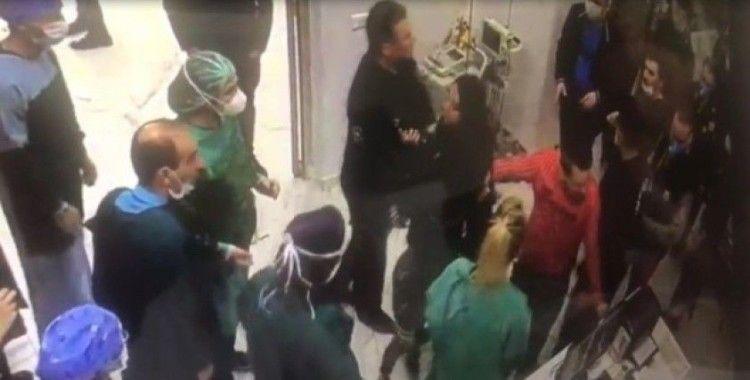 Genç kızların doktoru darp olayının görüntüleri ortaya çıktı