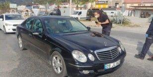 Kuşadası'nda polisten korona denetimi