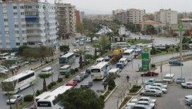 Aydın'da toplam araç sayısı 459 bin 72'ye ulaştı