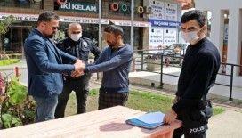Antalya'da fıkraları aratmayan dolandırıcılık