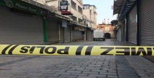 Tarihi Kapalı Çarşı'da hırsızlık girişimi