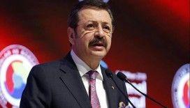 TOBB Başkanı Hisarcıklıoğlu'ndan 'Biz Bize Yeteriz Türkiyem' kampanyasına destek