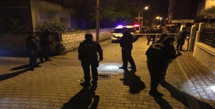 Ceyhan'da silahlı saldırı: 1 yaralı
