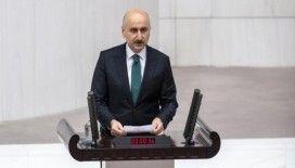 Ulaştırma ve Altyapı Bakanı Karaismailoğlu TBMM'de yemin etti