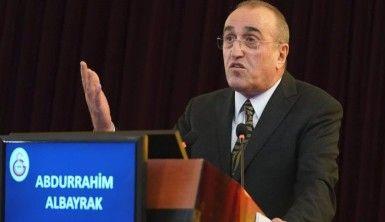 Abdurrahim Albayrak'tan iyi haber