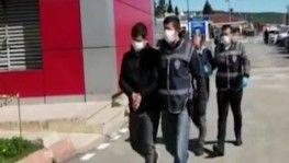 Gaziantep'te hırsızlık yapan 2 kişi tutuklandı