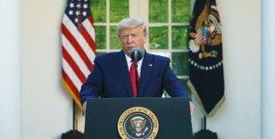 Trump, Avrupa'dan ABD'ye giriş yasağını uzatıyor