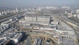 'Başakşehir İkitelli Şehir Hastanesinin yolları Ulaştırma ve Altyapı Bakanlığınca yapılacak'
