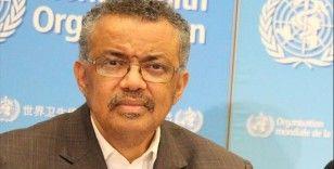 WHO Genel Direktörü Ghebreyesus: 'Küresel enfeksiyon yayılımından derin endişe duyuyorum'
