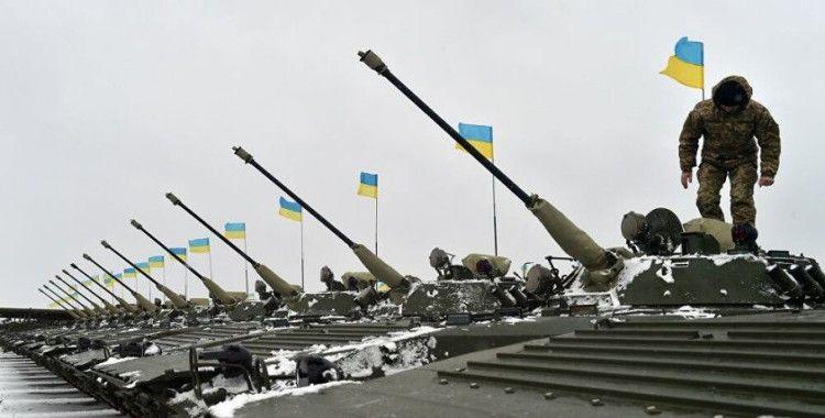 Ukrayna Ordusu'nda ilk korona vakası tespit edildi