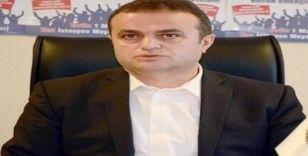 """HAK-İŞ Genel Başkanvekili Yıldız: """"Türkiye'nin Korona virüs salgınıyla mücadelesini uluslararası arenada anlatıyoruz"""""""