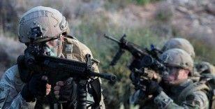 MSB: 'Saldırı girişiminde bulunan 10 PKK/YPG'li terörist etkisiz hale getirildi'