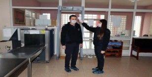 Sakarya'da ceza infaz kurumları dezenfekte edildi