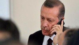 Cumhurbaşkanı Erdoğan, AB Konyesi Başkanı Charles Michel ile telefonda görüştü