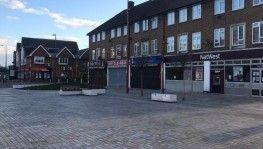 İngiltere sokakları sessiz