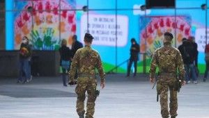 Rusya'da ordu sokağa indi