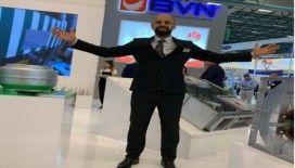 İş adamı Serdar Bahçivan kampanya ya destek oldu