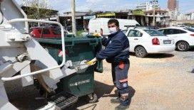Temizlik işçisi belediye çalışanlarının sesi oldu