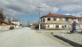 Aslanapa, 20 yaş sokağa çıkma yasağı ile birlikte evlere kapandı